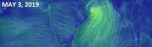 Cyclone Fani kills five in Odisha