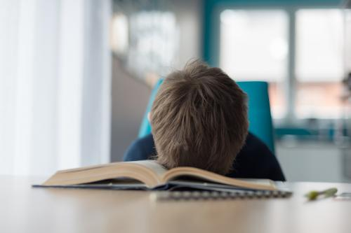 Low academic performers prone to higher stress: study
