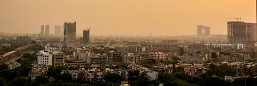 Dust, high temperatures bring Delhi's air quality down to 'poor'