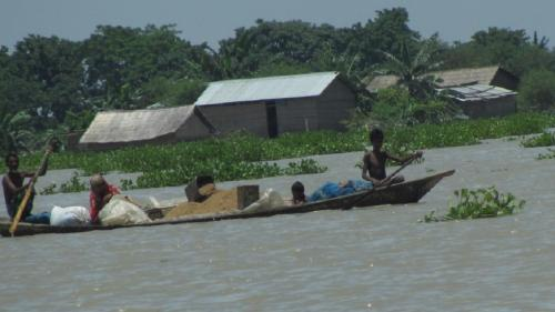 Brahmaputra's Neamatighat at risk of severe flood situation: CWC