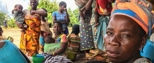 Safeguarding women after disasters: some progress, but not enough