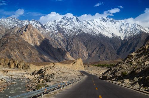 Balancing development and conservation in Hindu Kush Karakoram Pamir landscape