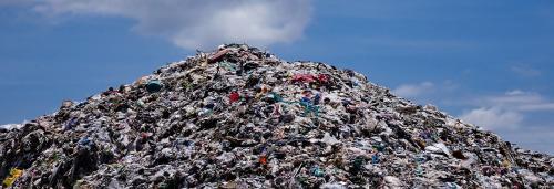 Paradigm shift in transborder plastic waste trade