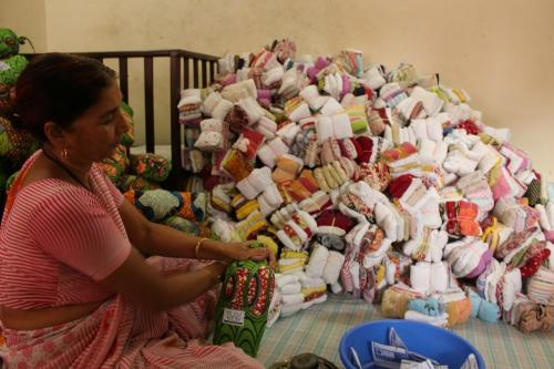 Story of a cloth and why it's important for menstruation