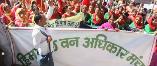 Forest Rights Act to cast its shadow on polling in Himachal Pradesh