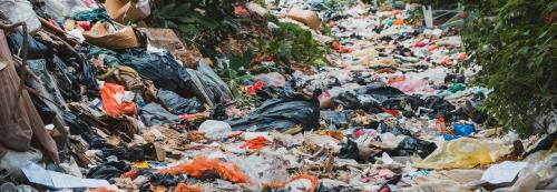 Plastic warms the planet twice as much as aviation – here's how to make it climate-friendly