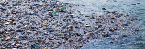 Microplastic in Atlantic: Great garbage patch