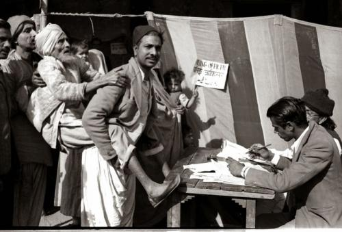 Did you know the first Indian elections were delayed for two years?