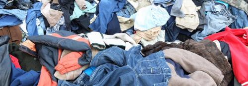 'Oxfam's used clothing trade in Africa opened employment, cut waste'
