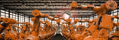 'Globotics could disrupt lives of millions of skilled workers'