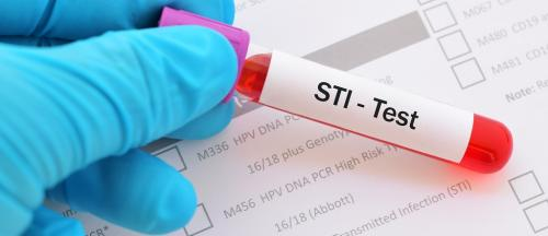 Every 25th person in the world has a sexually transmitted infection