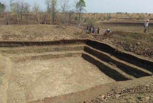 मानसून की तैयारी में जुटे मध्य प्रदेश के ग्रामीण, ऐसे बचाएंगे अपने हिस्से का पानी