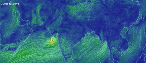 Saurashtra, Kutch on red alert as Vayu approaches
