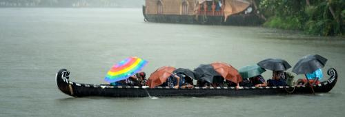 Monsoon advances, but in deficit