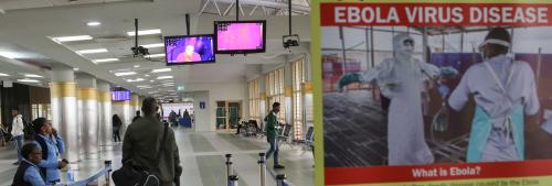 Kenya responded fast to Ebola scare, but cross-border risk remains high
