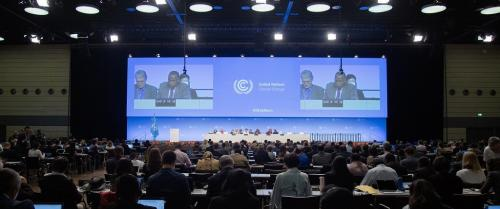 Bonn fails to deliver need of hour as climate clock ticks away