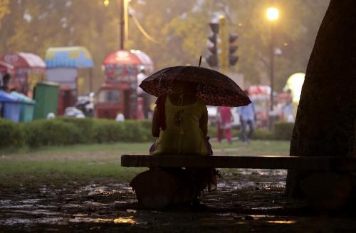 मुंबई की बारिश ने फिर साबित किया जलवायु परिवर्तन नहीं है कोई भ्रम
