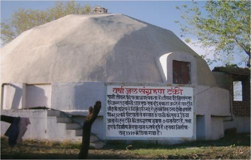 जल संकट का समाधान: राजस्थान से मध्यप्रदेश पहुंची पारंपरिक तकनीक