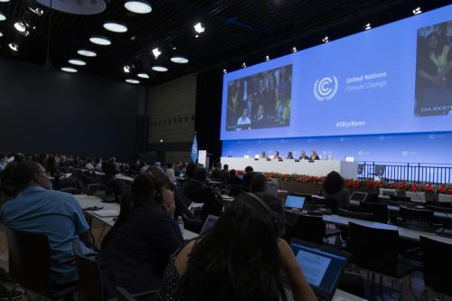 Climate talks at Bonn miss the point, yet again