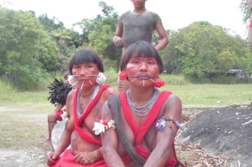 Yanomami women. Photo: Wataniba Socio-environmental Work Group for the Amazon.
