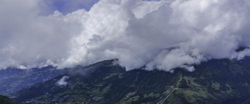 800 stranded in Arunachal's West Kameng after cloudburst