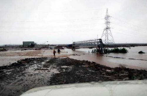 मध्यप्रदेश के एक हिस्से में बाढ़ तो दूसरे में सूखे जैसे हालात
