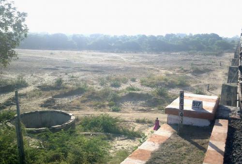 सरस्वती नदी पुनरुत्थान परियोजना पर्यावरण मंजूरी के दायरे से बाहर