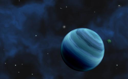 Here is a chance to name an exoplanet and its star