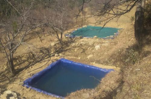 दो साल में ऐसे बचा लिया 50 लाख लीटर पानी