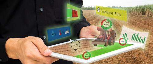 How digital revolution in farming systems can boost productivity