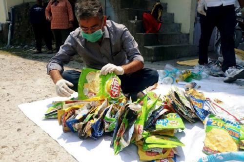 40 प्रतिशत सिंगल यूज प्लास्टिक कचरा बना बड़ी चुनौती