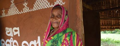 Meet Sasi Mausi: A sentinel of Odisha forest