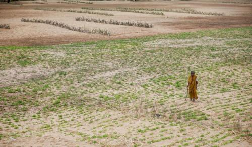 Desertification in India: Ananthapuramu in Andhra is so sandy it draws filmmakers to shoot
