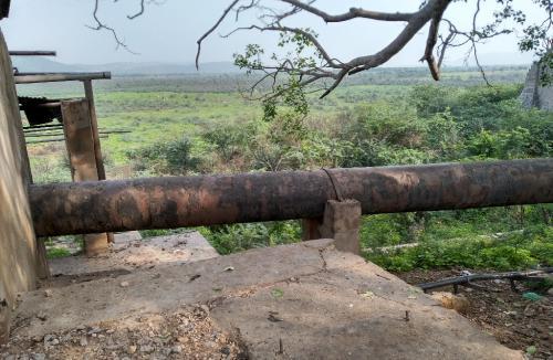 रामगढ़ बांध-1:जो 30 लाख लोगों की प्यास बुझाता था, आज खुद है प्यासा