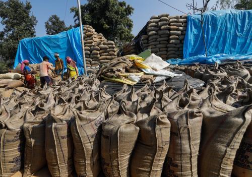 लॉकडाउन हरियाणा: 57 फीसदी किसान कैसे बेचेंगे अपनी फसल?