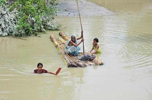 नीति राजनीति: जन प्रतिनिधियों की नजर में असम बाढ़