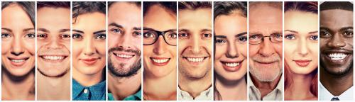 Introvert? You may just be bad at recognising faces
