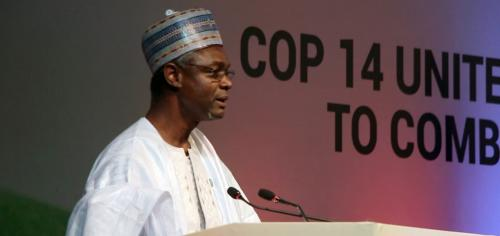 Not enough funds to combat desertification, degradation: UNCCD chief Ibrahim Thiaw