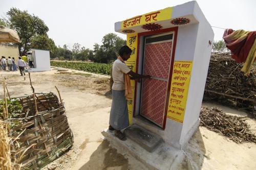 मोदी सरकार ने बनाई गांवों को संपूर्ण स्वच्छ बनाने के लिए 10 साल की रणनीति