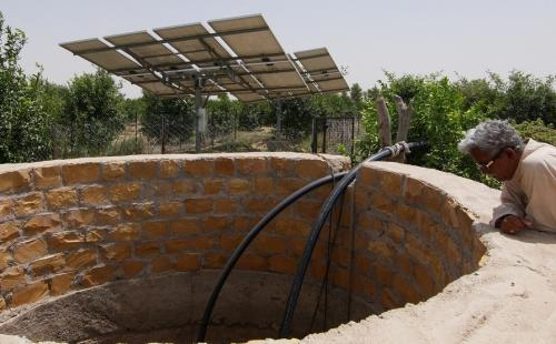 Desertification in India: Canal, tubewells make saline Jaisalmer green