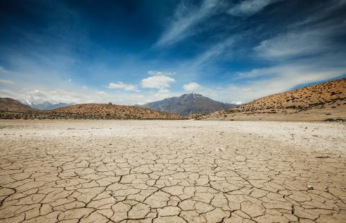 Drought. Photo: Getty Images