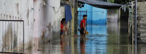 Indian rivers crossed highest flood level 25 times in August 2019