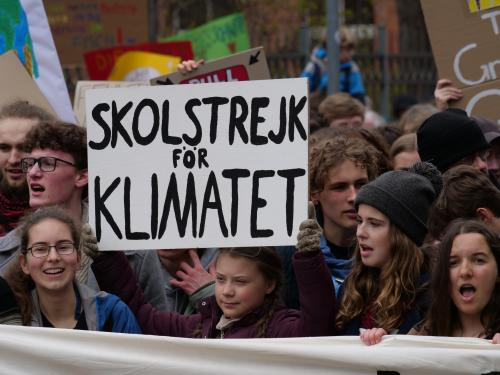 Why Should You Climate Strike