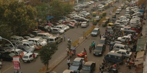 Delhi notifies first-ever parking rules to restrain vehicle use, cut air pollution