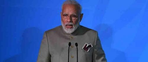 PM Modi's ambition for 450 GW renewable energy comes amidst slowdown