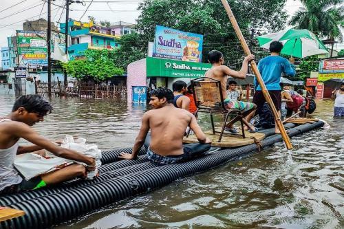 शहरी क्षेत्रों में बाढ़ पूर्वानुमान के लिए नई प्रणाली विकसित