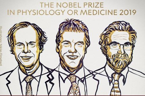 3 वैज्ञानिकों को संयुक्त रूप से मिला मेडिसिन का नाेबेल पुरस्कार