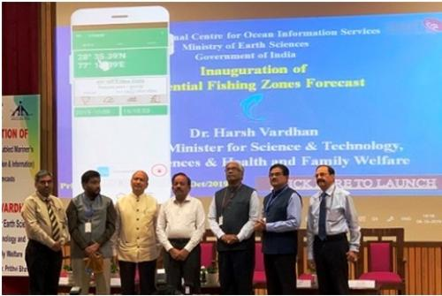 Satellite-based advisory service launched for deep sea fishermen