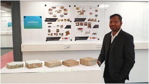 This bio-brick can help cut pollution