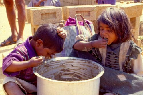 कमजोर बच्चों के मामले में भारत सबसे ऊपर: ग्लोबल हंगर इंडेक्स